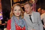 Vince (Vincent Krüger) und Lilly (Iris Mareike Steen)