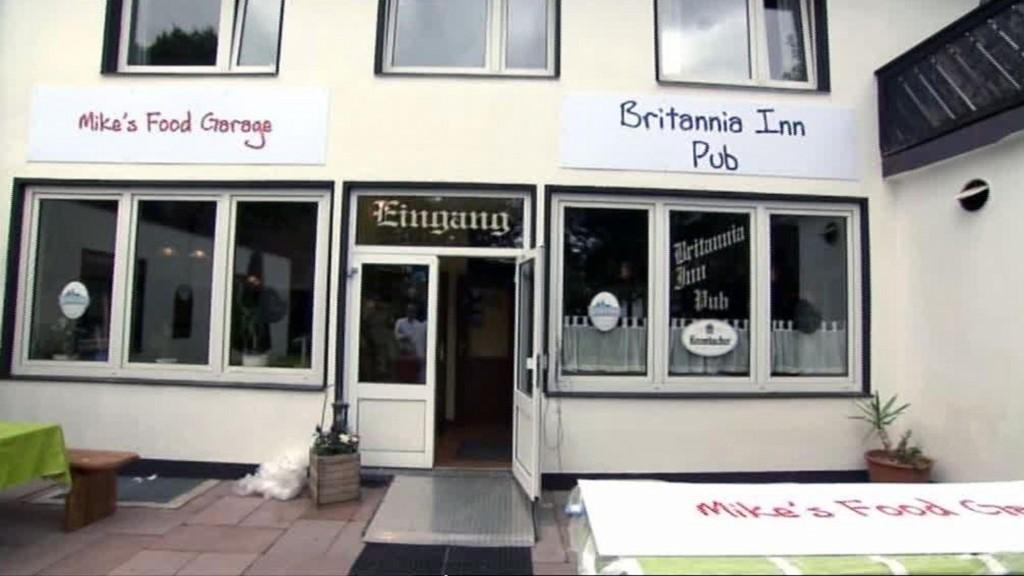 """Britannia Inn"" in Bad Berleburg"