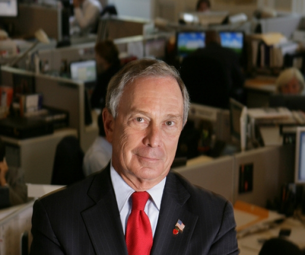 Michael Bloomberg, Rubenstein, Lizenz: dts-news.de/cc-by