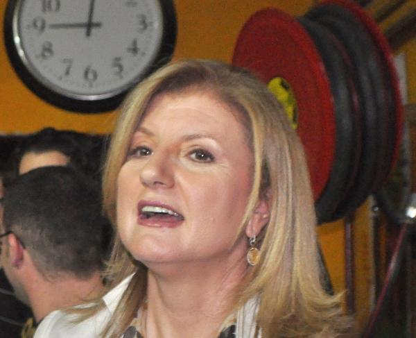 Blog-Autorin Huffington schwört auf ihren Schlaf - Promi Klatsch und Tratsch