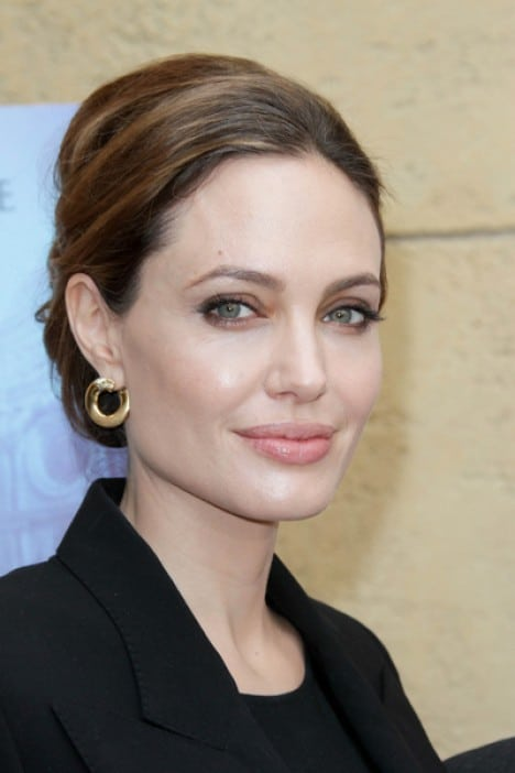 Angelina Jolie - The American Cinematheque's 69th Annual Golden Globe Awards Foreign-Language Nominee Event