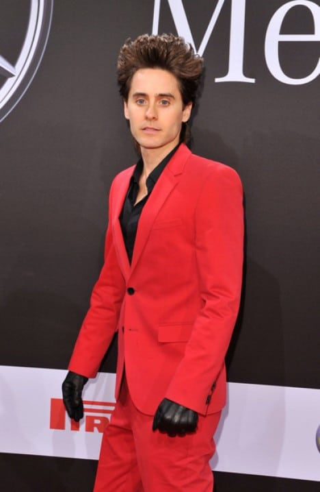 Jared Leto - GQ Men of the Year Awards 2011 in Berlin - Arrivals