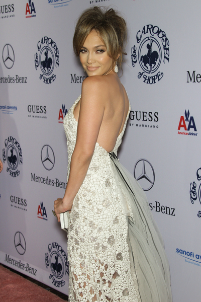 Jennifer Lopez - 32nd Annual Carousel Of Hope Ball - Arrivals
