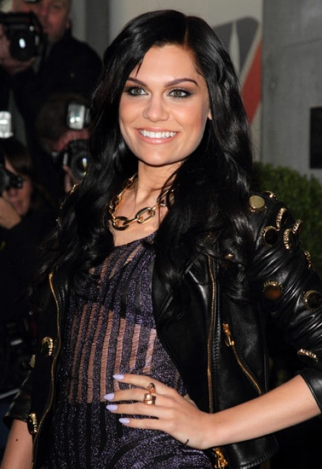 Jessie J - The Brit Awards 2012 - Nominations Announcement