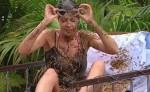 Micaela Schäfer voll mit Käfern