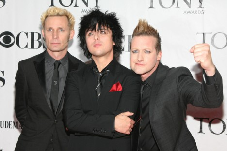 Green Day - 64th Annual Tony Awards