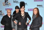 Tokio Hotel - MTV European Music Awards 2009 - Arrivals - O2 World - Berlin, Germany