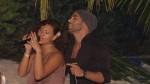 Vanessa Krasniqi und Hamed Anousheh beim Duette