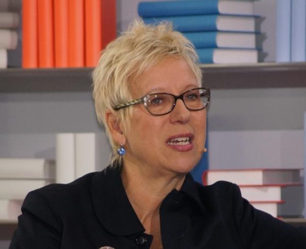 Doris Dörrie, (C) Das blaue Sofa / Club Bertelsmann, Lizenz: dts-news.de/cc-by