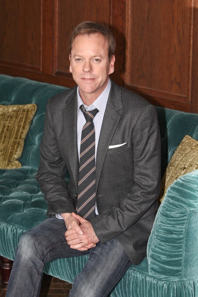 "Kiefer Sutherland - ""Touch"" TV Series Germany Photocall - Soho House"