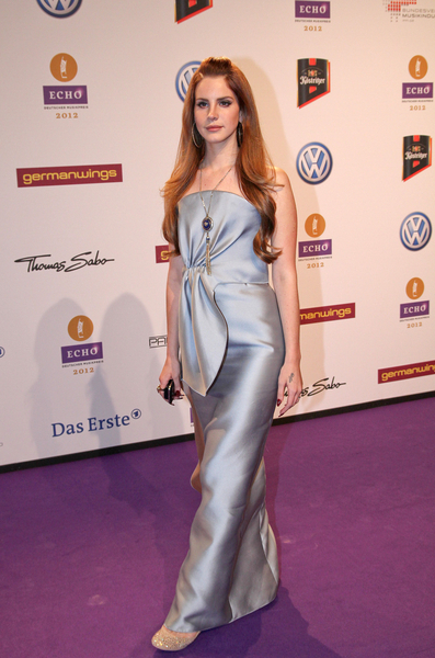 Lana del Rey - Echo Awards 2012 - Palais am Funkturm - Berlin, Germany