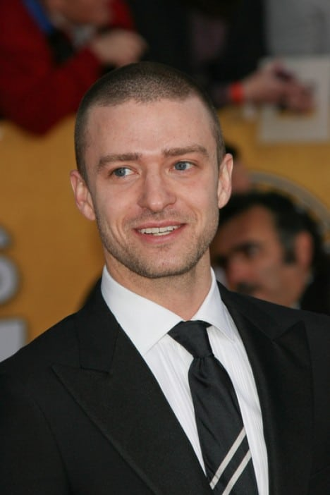 Justin Timberlake - 17th Annual Screen Actors Guild Awards - Arrivals - The Shrine Auditorium