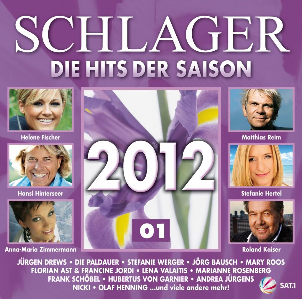 Schlager 2012 Teil 1
