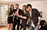 Das perfekte Promi Dinner: Verena Wriedt, Niels Ruf, Liliana Matthäus und Nevio Passaro - TV News