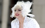 """Lady Gaga in Concert on NBC's """"Today Show"""" Toyota Concert Series - July 9, 2010"""