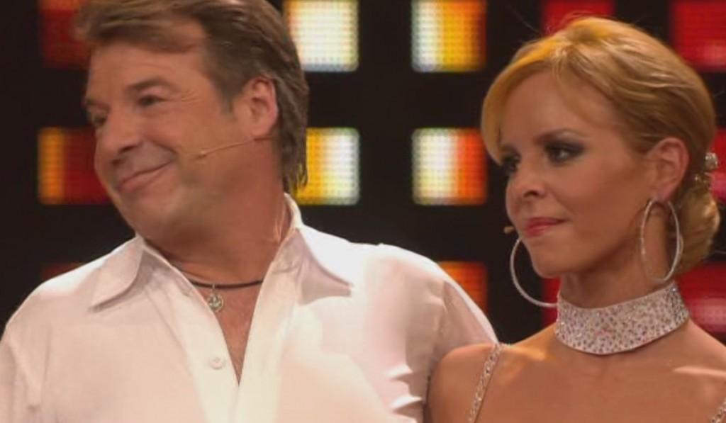 Let's Dance 2012: Patrick Lindner und Isabel Edvardsson zeigen neue Seite! - TV News