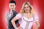 Let's Dance 2012: Stefanie Hertel räumt ab! - TV News