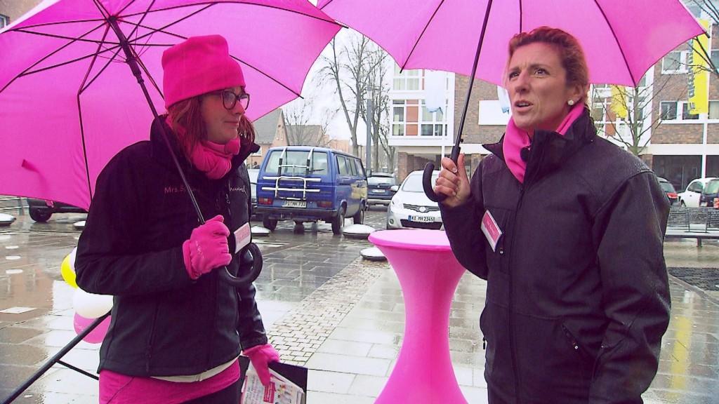 Mrs. Sporty-Geschäftsführerin Valerie Bönström