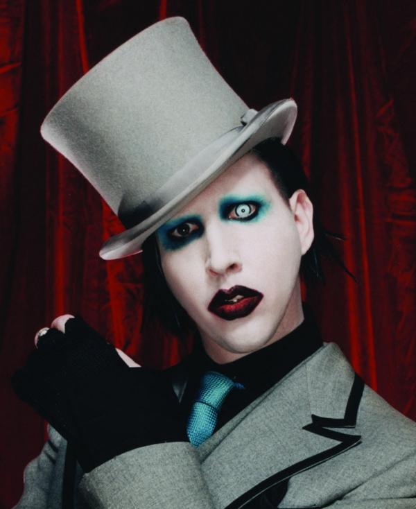 Marilyn Manson,  Text: dts Nachrichtenagentur