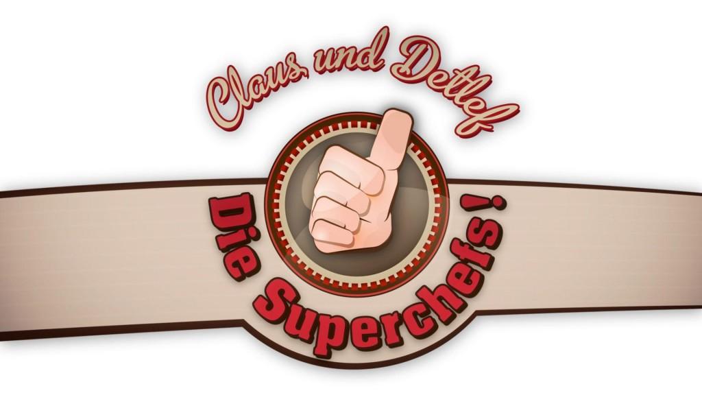 Claus und Detlef - die Superchefs!
