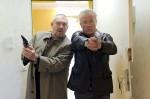 Freddy Schenk (Dietmar Bär, l) und Max Ballauf (Klaus J. Behrendt)
