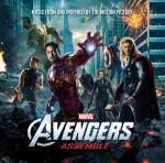 Cover OST The Avengers