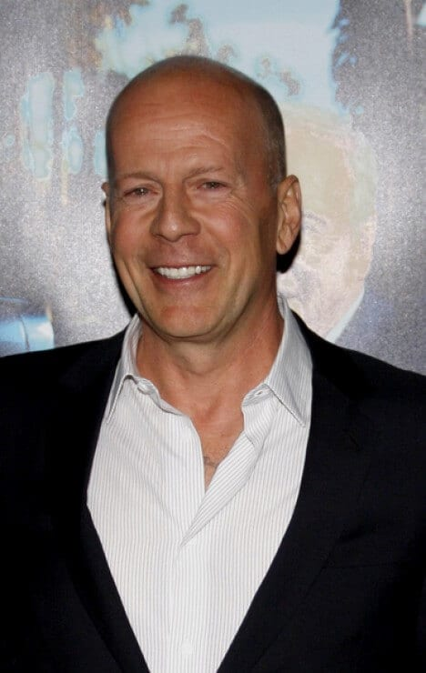 "Bruce Willis - ""His Way"" Los Angeles Premiere - Arrivals - Paramount Pictures Studios"