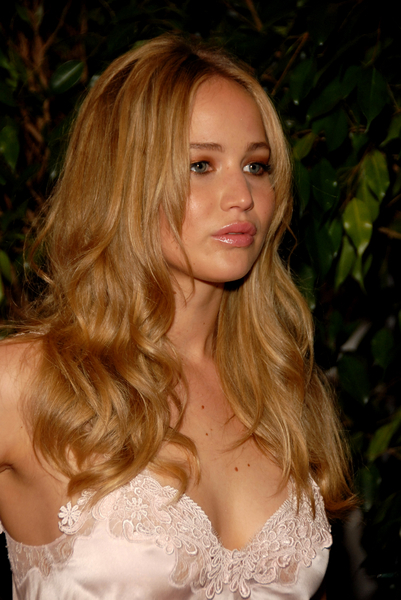 Jennifer Lawrence - QVC Red Carpet Style Party at the Four Seasons in Los Angeles on February 25, 2011