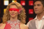 Joana Zimmer bei Let's Dance 2012