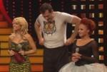 Lars Riedel bei Let's Dance