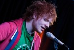 Ed Sheeran in Concert at Mix 106