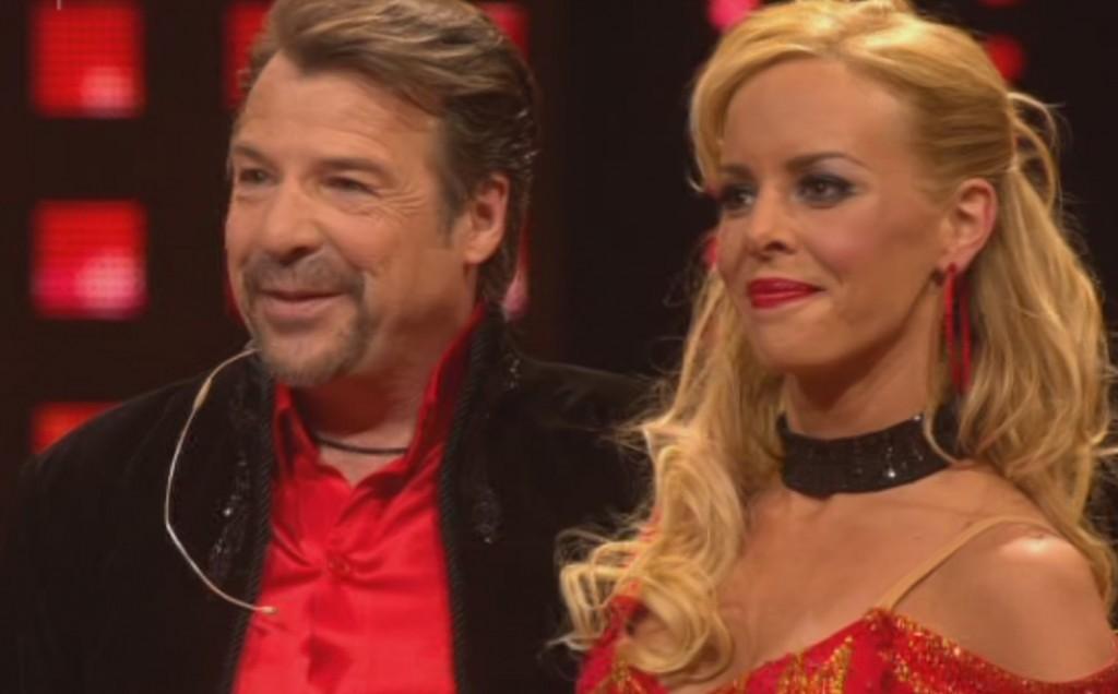 Patrick Lindner und Isabel Edvardsson rocken Let's Dance 2012