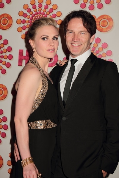 Anna Paquin and Stephen Moyer - HBO's 2011 Emmy After Party -  Arrivals