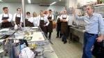 Rachs Restaurantschule: Kann pünktlich eröffnet werden? - TV News