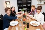 V.l.: Jascha Rust, Senta-Sofia Delliponti, Raul Richter, Isabell Horn