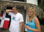 Lennart, Lara, Dominikanische Republik