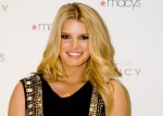 Jessica Simpson Introduces Her New Fragrance At Macy's On State Street Chicago - December 6, 2008