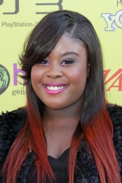 Amber Riley - Variety's 5th Annual Power of Youth Event Presented by the Hub