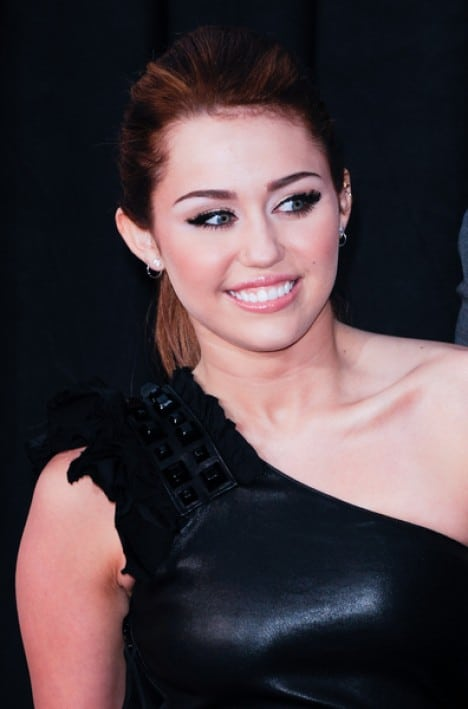 "Miley Cyrus - ""The Last Song"" World Premiere"