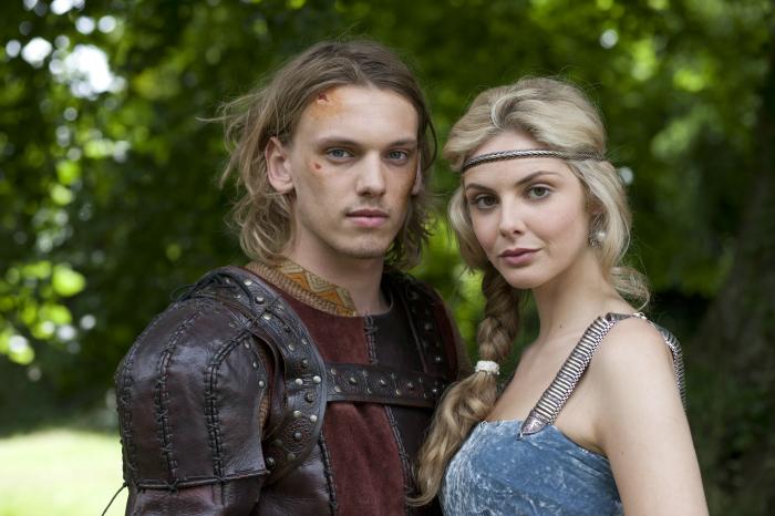 Szene aus Camelot
