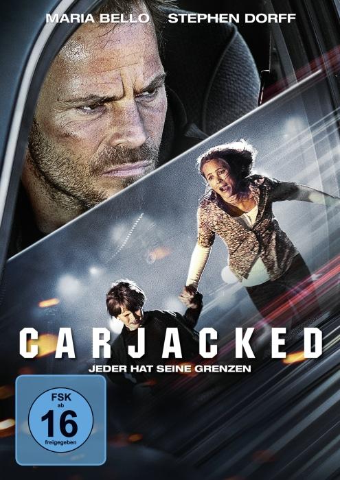 Cover Carjacked
