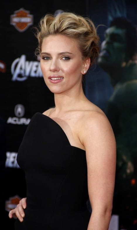 "Scarlett Johansson - ""The Avengers"" Los Angeles Premiere"