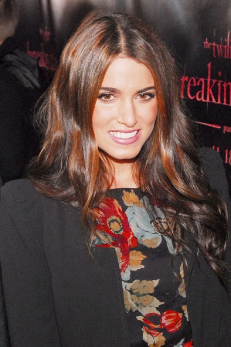 "Nikki Reed - ""The Twilight Saga: Breaking Dawn - Part 1"" Chicago Concert Tour"