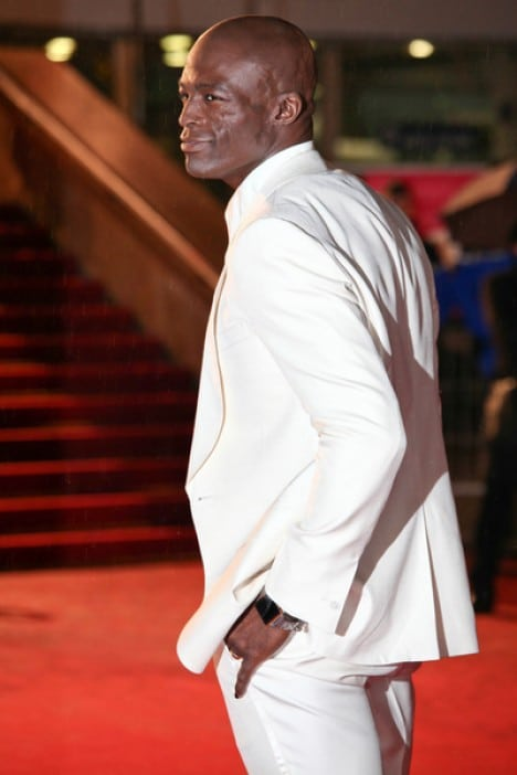 Seal - NRJ Music Awards 2012