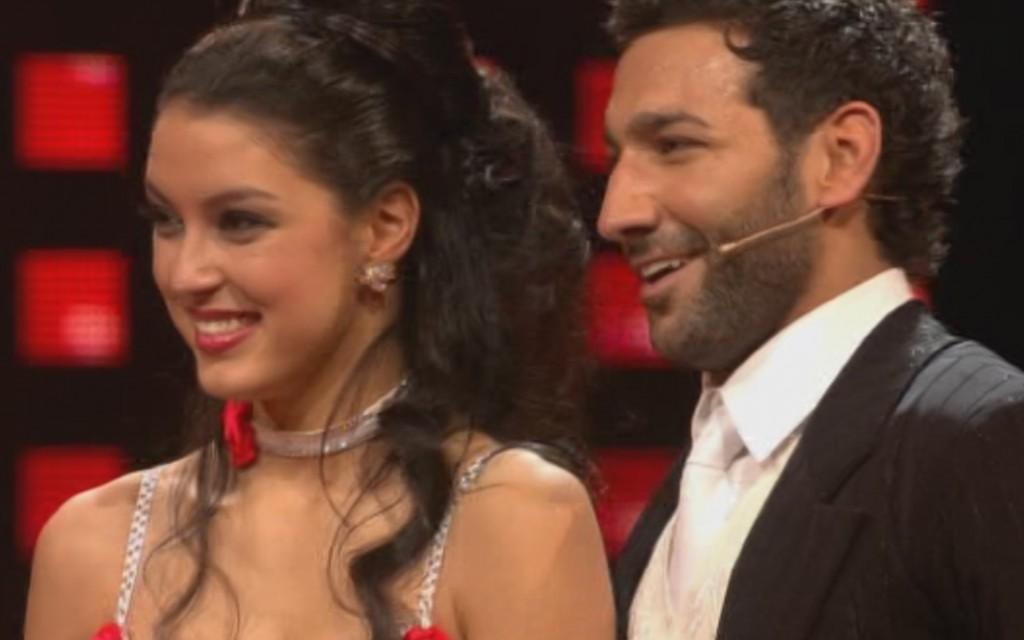 Massimo und Rebecca