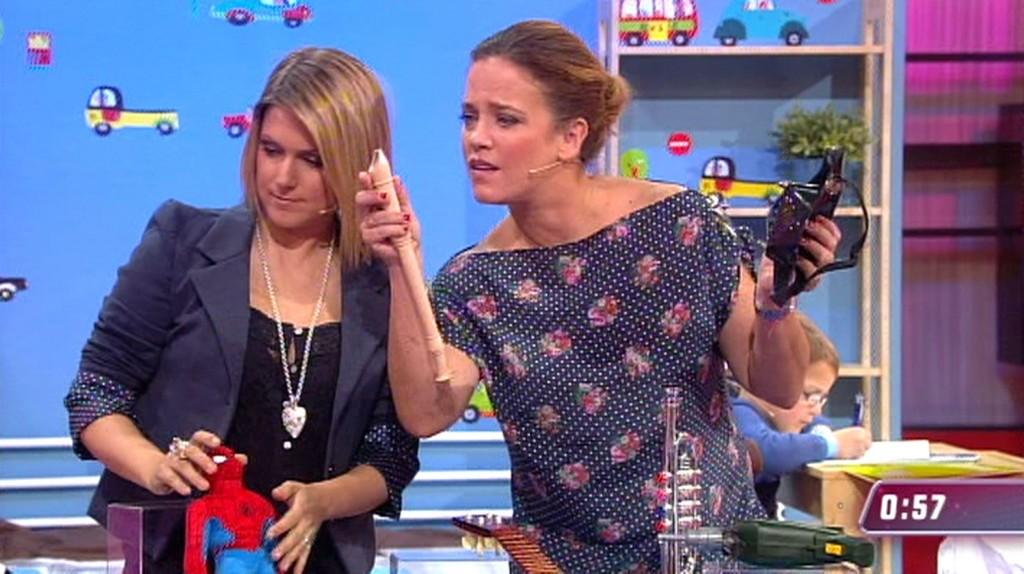 Jeannette Biedermann (li.) und Muriel Baumeister