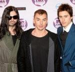 30 Seconds to Mars - 2011 MTV Europe Music Awards