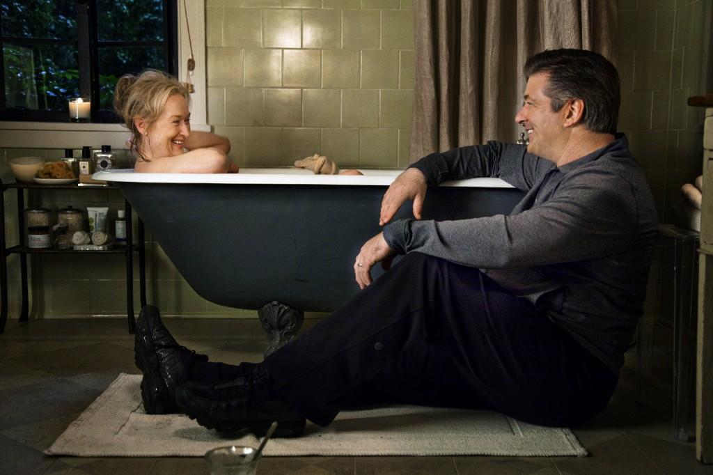 Jane (Meryl Streep) und Jake (Alec Baldwin)
