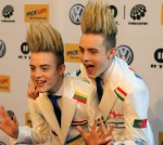Jedward The Dome 62 thumb