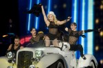"Madonna in Concert ""Sticky & Sweet Tour"" at San Siro in Milan"